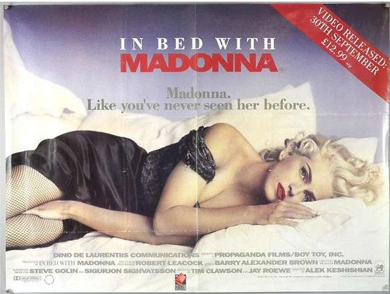 Madonna Promo Poster
