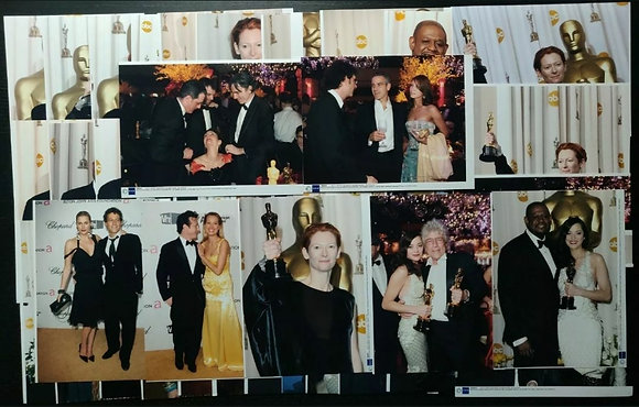 80th Academy Awards Press Photos (x44) - Tilda Swinton, Marion Cotillard + More