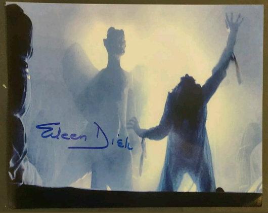 Eileen Dietz Signed Photo - The Exorcist - Pazazu