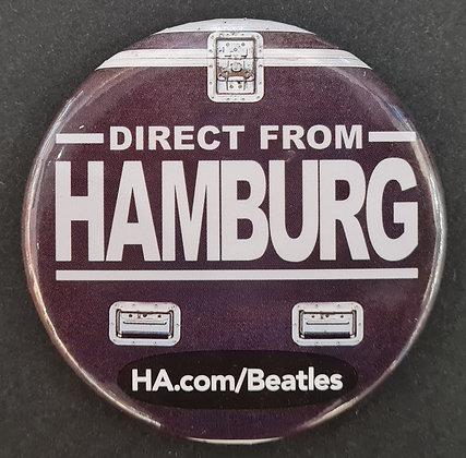 The Beatles Hamburg Museum Pin Badge