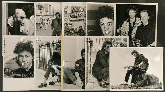 Bob Geldof Press Photo Selection (X10) - 5