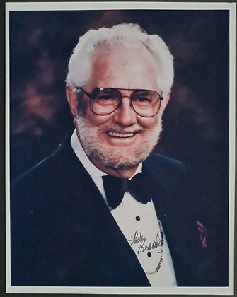 Foster Brooks Signed Photo - Actor/Comedian - The Dean Martin Show