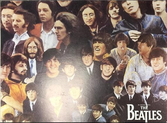 Beatles Shop Display - 20 Greatest Hits