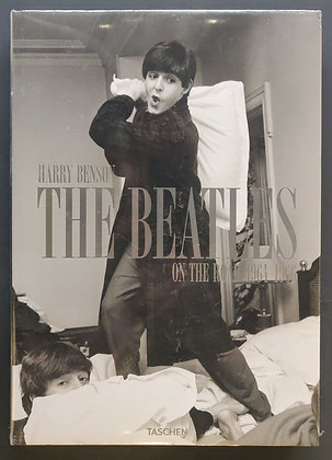 Harry Benson The Beatles On The Road 1964-1966