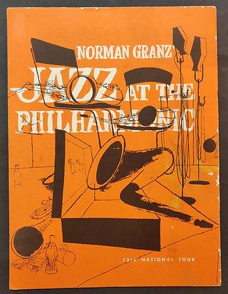 Jazz at the Philharmonic Programme