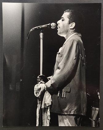 Ian Dury Press Photo