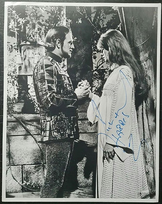 Richard Harris Signed Photo - Camelot, Gladiator, Unforgiven