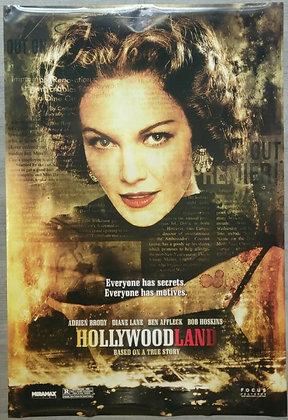 Hollywoodland (2006) Original US One Sheet Poster - Diane Lane