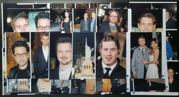 Cloverfield (2008) Film Premiere Press Photos (x37) - JJ Abrams, Matt Reeves