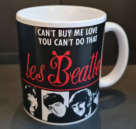 The Beatles 'Les Beatles' Official Cup (2011)