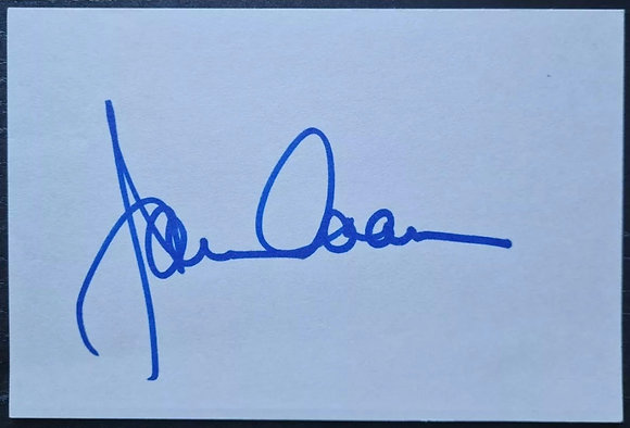 James Caan Autograph with COA - The Godfather, Misery