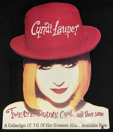 Cyndi Lauper Shop Display