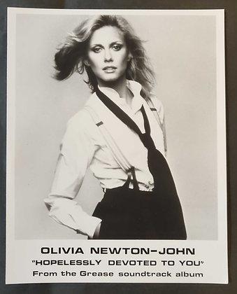 Olivia Newton-John promo photo
