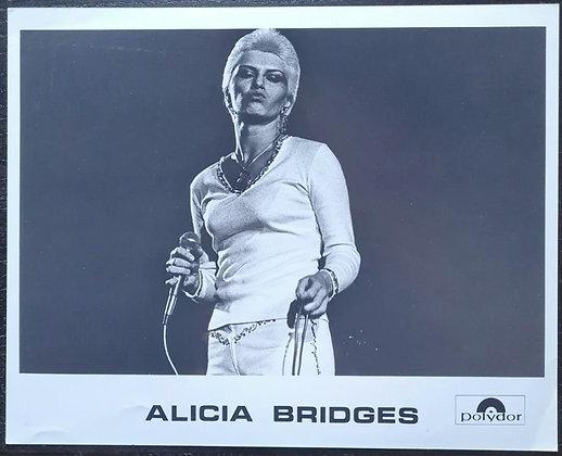 Alicia Bridges Promo Photo - Polydor Records