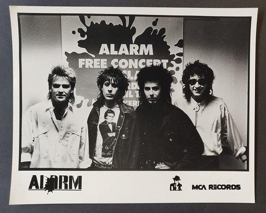 The Alarm Promo Photo