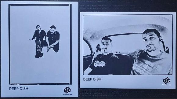 Deep Dish Promo Photos (X2) - Deconstruction Records