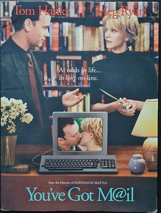 You've Got Mail (1998) Film Press Pack - Tom Hanks, Meg Ryan