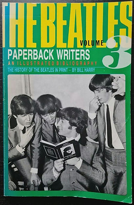Hunter Davies Signed 'Paperback Writers: History Of The Beatles In Print' Book