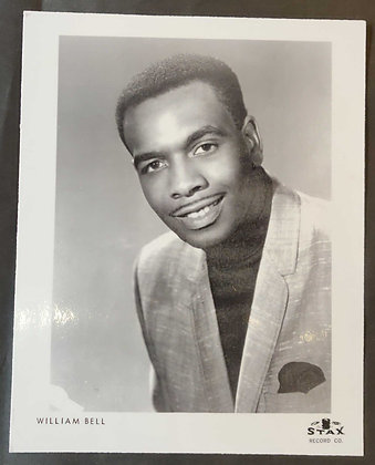 William Bell promo photo (Stax)