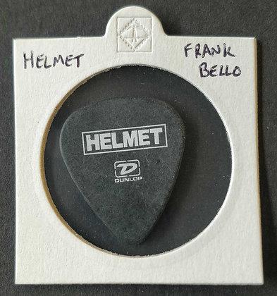 Helmet - Frank Bello