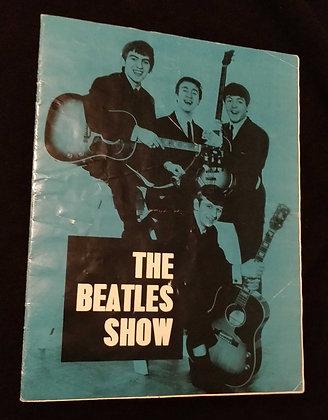 Beatles Programme 1963 Bournemouth
