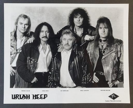 Uriah Heep Promo Photo