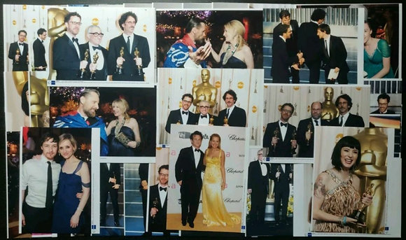 80th Academy Awards Press Photos (x48) - Coen Brothers, Martin Scorcese + More
