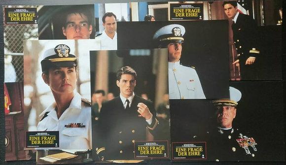 A Few Good Men (1992) German Lobby Cards (x12) - Tom Cruise, Jack Nicholson