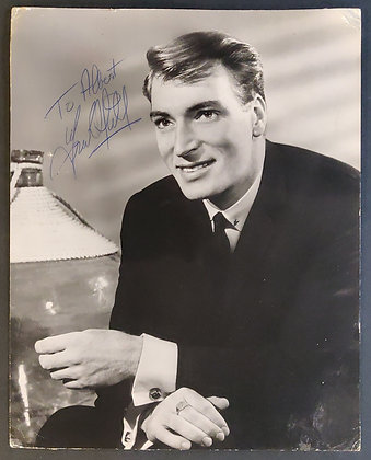 Frank Ifield Signed Photo with COA