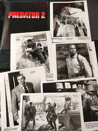 Predator 2 Press Pack
