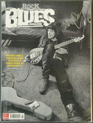 John Mayall Signed Classic Rock Presents The Blues Magazine - 2012