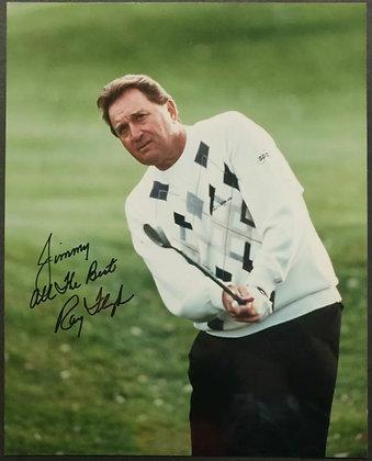 Ray Floyd Signed Photo - PGA Champion (1969/82), Masters (1976), US Open (1986)
