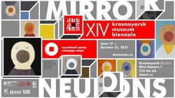 [Group Exhibition] 2021 'Mirror Neurons', Museum Centre Ploshchad Mira, Russia