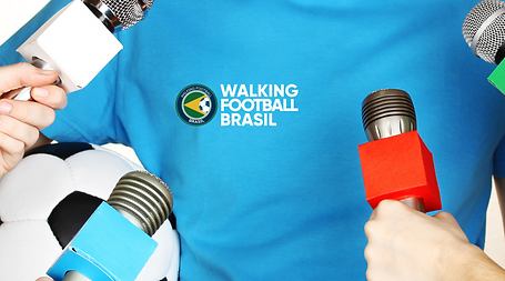 Walking Football Brasil Imprensa