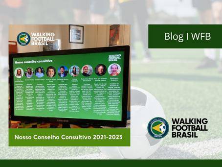 Walking Football Brasil define seu Conselho Consultivo para 2021-2023.