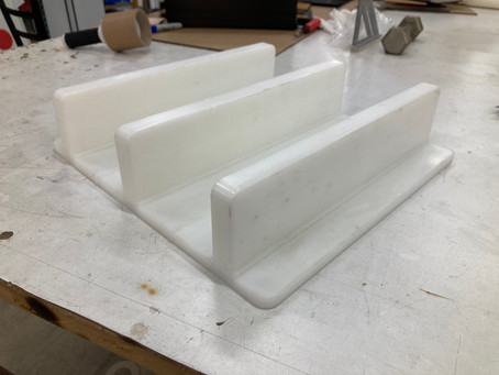 Custom Snowmobile Track Supports