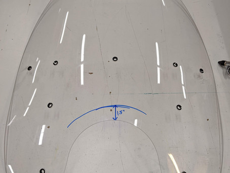 Project Highlight: Motorcycle Windscreen Modification