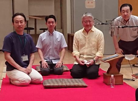 NHK-FM能楽堂「山姥」放送されます          ツレ野月聡