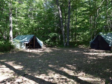 Akcja Letnia - Obóz