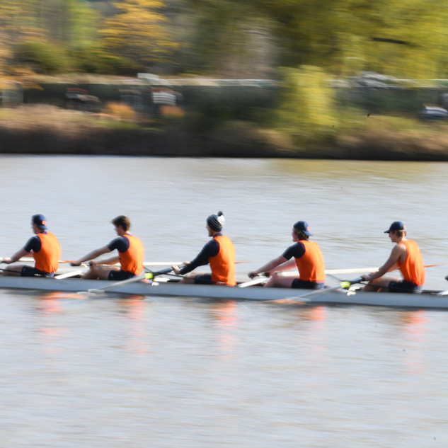 Syracuse finishes fall rowing season at Cornell Fall Classic