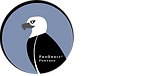 """The American Millennium Society logo--a left-facing cartoon bald eagle on a steel-blue background, with """"ProOrbis Powered"""" written in white on the body"""