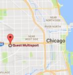 Quest Multisport map chicago il