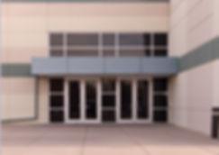 Quest Multisport sports facility entrance contact visit us