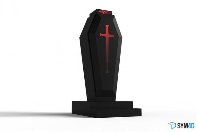 뱀파이어관형 VR 모션 시뮬레이터