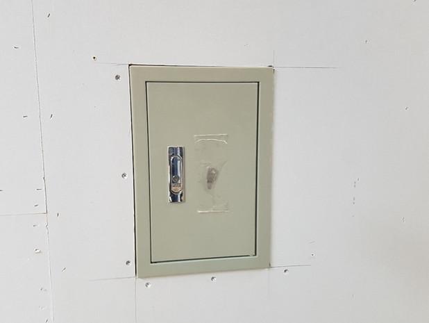 지진시뮬레이터-컨트롤박스