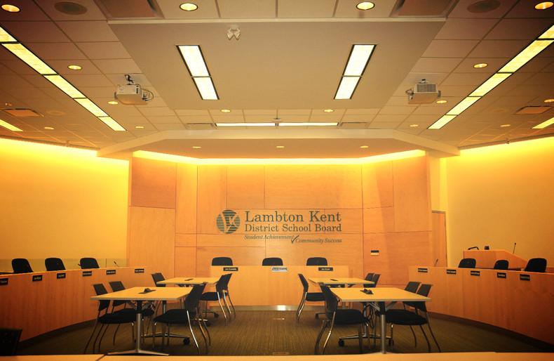 Corporate Boardroom - LKDSB