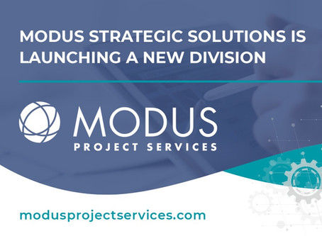 Modus Launches a New Division