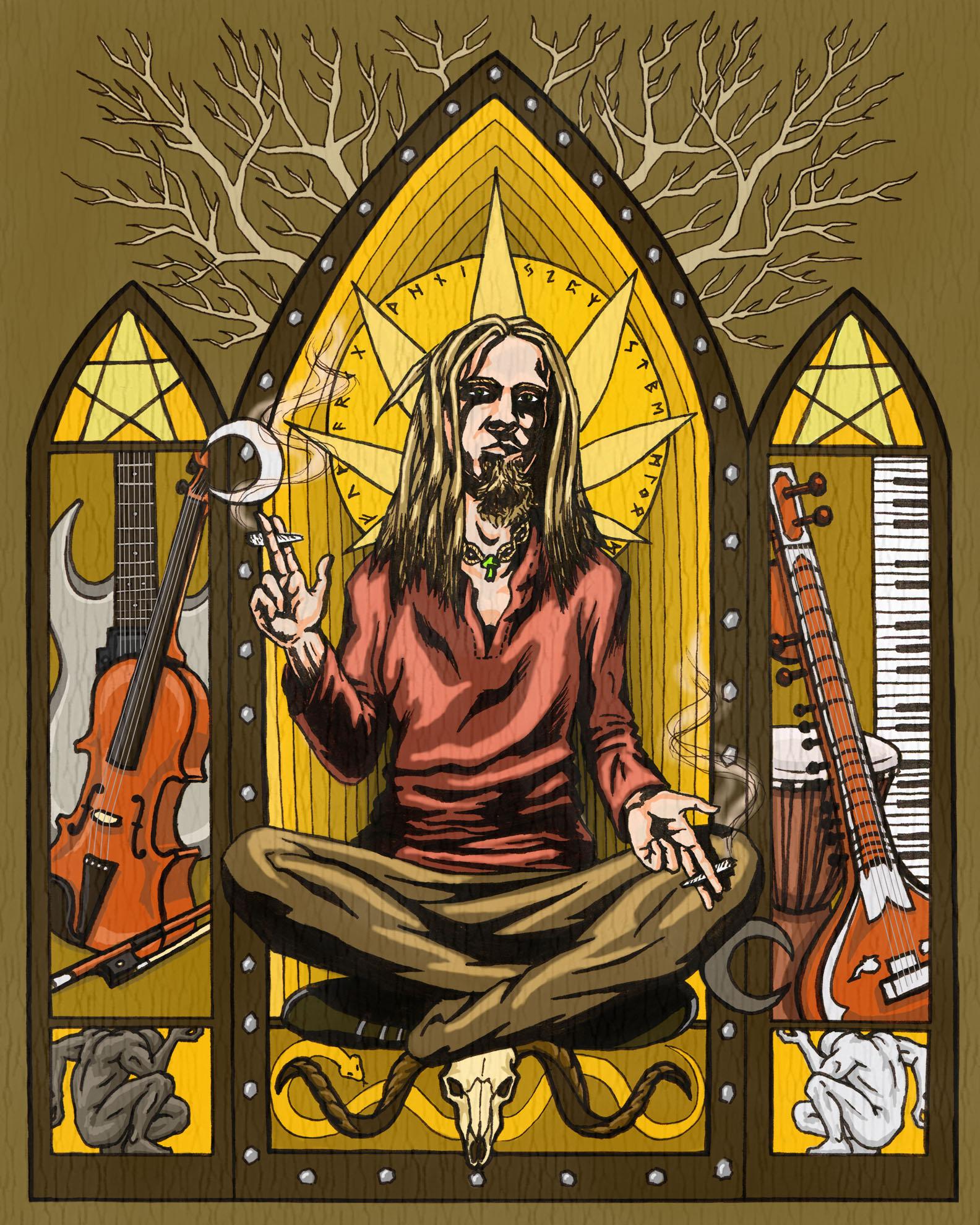 Patron Saint Of Herb