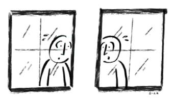 Reações emocionais após uma situação de crise