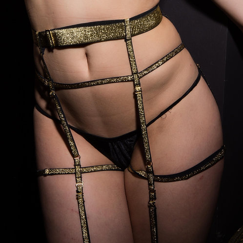 Bottom Harness D'Or